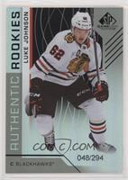 Authentic Rookies - Luke Johnson #/294