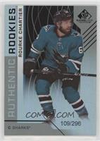 Authentic Rookies - Rourke Chartier #/296