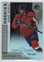Authentic Rookies - Shane Gersich #/296