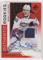 Authentic Rookies - Noah Juulsen