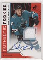 Authentic Rookies - Dylan Gambrell