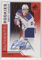 Authentic Rookies - Brett Howden
