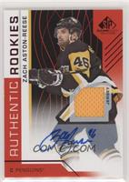 Authentic Rookies - Zach Aston-Reese