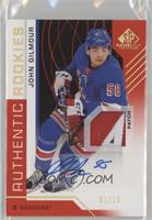 Authentic Rookies - John Gilmour #/15