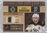 Patrice Bergeron /5
