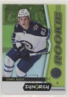 Rookies Tier 1 - Sami Niku #/299