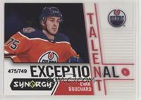 Evan Bouchard #/749