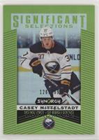Casey Mittelstadt #/199
