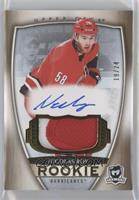 Rookie Patch Autograph - Nicolas Roy #/24