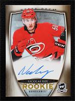 Rookie Autograph - Nicolas Roy #/36