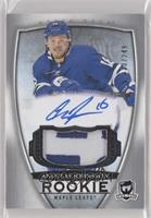 Rookie Patch Autograph - Andreas Johnsson [EX to NM] #/249