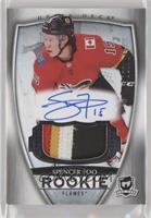 Rookie Patch Autograph - Spencer Foo #/249