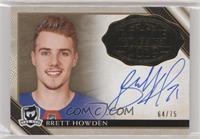 Brett Howden #/75