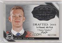 Brady Tkachuk #/249