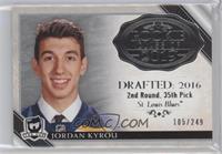 Jordan Kyrou #/249