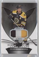 Prime Material Relics - Brad Marchand #/85