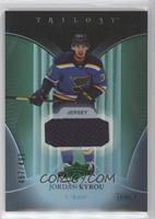Rookies Jersey - Jordan Kyrou #/499