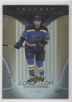 Common Rookies - Jordan Kyrou [Noted] #/999