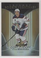Common Rookies - Evan Bouchard [Noted] #/999