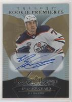 Uncommon Rookies Tier 1 Auto - Evan Bouchard #/399