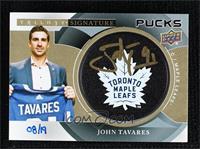 John Tavares #/19