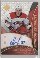 2019-20 Ultimate Collection Update - Andrei Svechnikov #/175