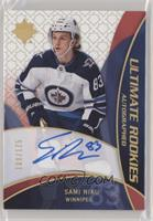 2019-20 Ultimate Collection Update - Sami Niku #/175