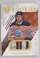 Tier 1 Ultimate Rookies - Evan Bouchard #/99