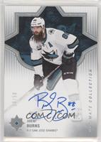 2019-20 Ultimate Collection Update - Brent Burns #/50