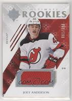 Ultimate Rookies - Joey Anderson #/399