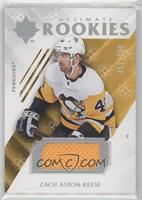 Ultimate Rookies - Zach Aston-Reese #/399