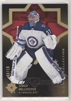 Connor Hellebuyck #/10
