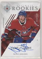 Tier 1 Ultimate Rookies Autographs - Noah Juulsen #/299