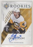 Tier 1 Ultimate Rookies Autographs - Zach Aston-Reese [Good to VGR…
