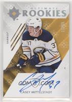 Tier 2 Ultimate Rookies Autographs - Casey Mittelstadt #/99