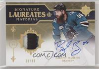 2019-20 Ultimate Collection Update - Brent Burns #/49