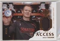 Tier 1 - Brady Tkachuk #/10