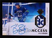 Brock Boeser #/6