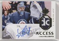 2019-20 Ultimate Collection Update - Connor Hellebuyck #/6