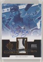2019-20 Ultimate Collection Update - Brent Burns #/25