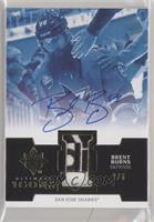 2019-20 Ultimate Collection Update - Brent Burns #/6