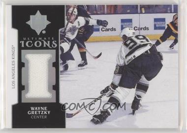 2018-19 Upper Deck Ultimate Collection - Ultimate Icons #UI-WG - Tier 2 - Wayne Gretzky