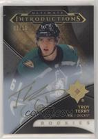 2019-20 Ultimate Collection Update - Troy Terry #/10