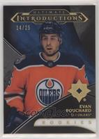 Evan Bouchard #/25