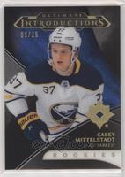 Casey Mittelstadt #/25