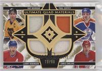 Tier 1 - Ray Bourque, Paul Coffey, Larry Robinson, Chris Chelios #/99