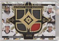 Tier 1 - Marc-Andre Fleury, Reilly Smith, Jonathan Marchessault, Alex Tuch #/99