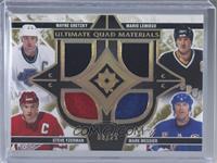 Tier 2 - Wayne Gretzky, Mario Lemieux, Steve Yzerman, Mark Messier #/25