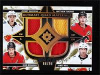 Tier 1 - Johnny Gaudreau, Matthew Tkachuk, Sean Monahan, James Neal #/99