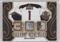 Sean Burke [Noted] #/15